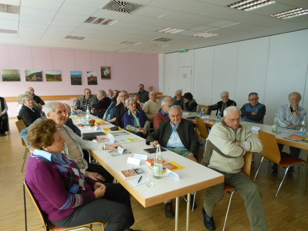 Bildungsseminar in Bad Kissingen